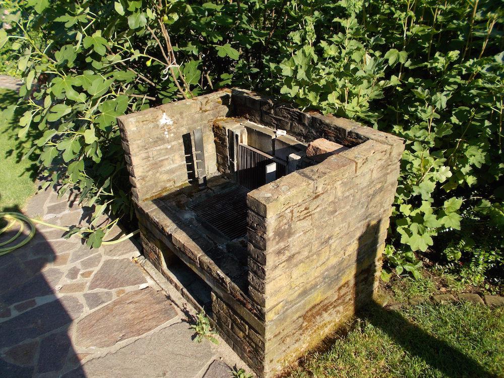 Feuerstelle Mauern offener gartengrill in neckargemünd renato ballicu gelernter
